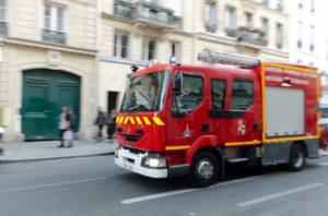 Incendie à la brasserie Le Bibent place du Capitole Illustration cdr
