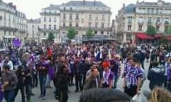 Les groupes de supporters du TFC se mobilisent pour la venue de l'OM