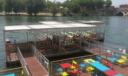 Le quai de Tounis accueille « La Guinguette »