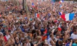 France / Belgique sur grand écran à la Prairie des Filtres