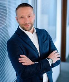 Damian Ciesielczyk gérant et fondateur de Qarson