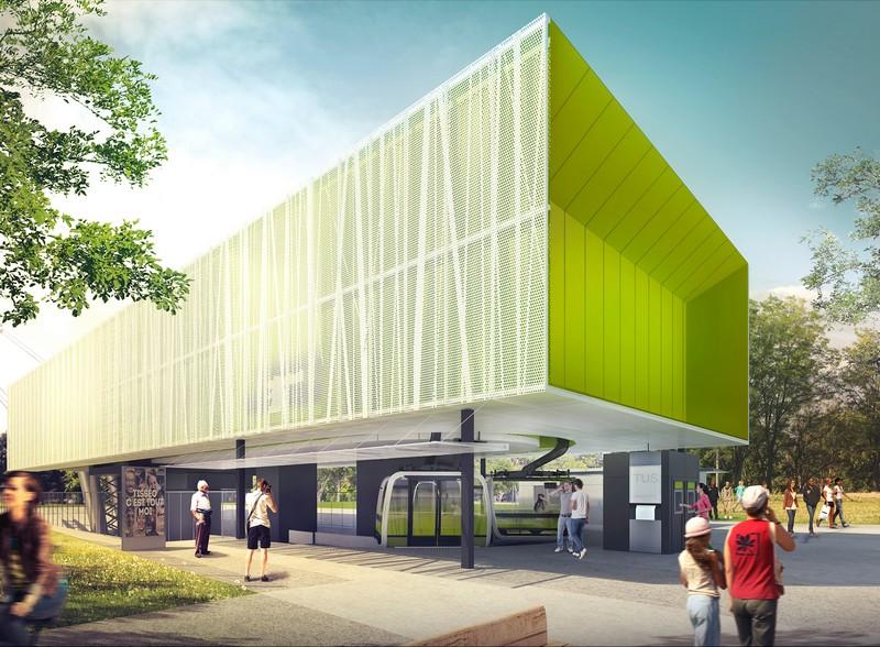 Toulouse. Feu vert pour le téléphérique urbain le plus long de France