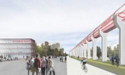 Hyperloop : un nouveau pas vers l'installation à Francazal