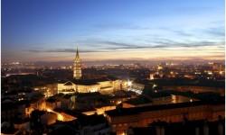 Toulouse bon élève pour l'éclairage la nuit