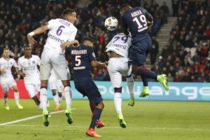 Le TFC fait mieux que le Barca à Paris C.Gavelle/PSG