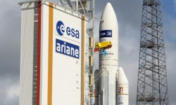 Tir d'Ariane réussi à Kourou