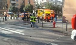 Un appartement prend feu à Toulouse