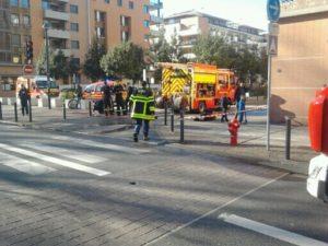 Pompiers de Toulouse en action Illustration Photo Toulouse Infos