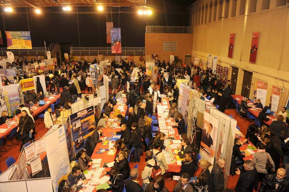 Montpellier. 6000 postes disponibles au salon TAF cdr