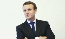 Emmanuel Macron en visite à Toulouse sur le logement