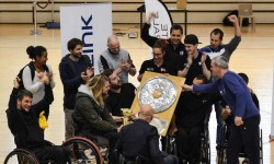 Rugby fauteuil : Toulouse au sommet