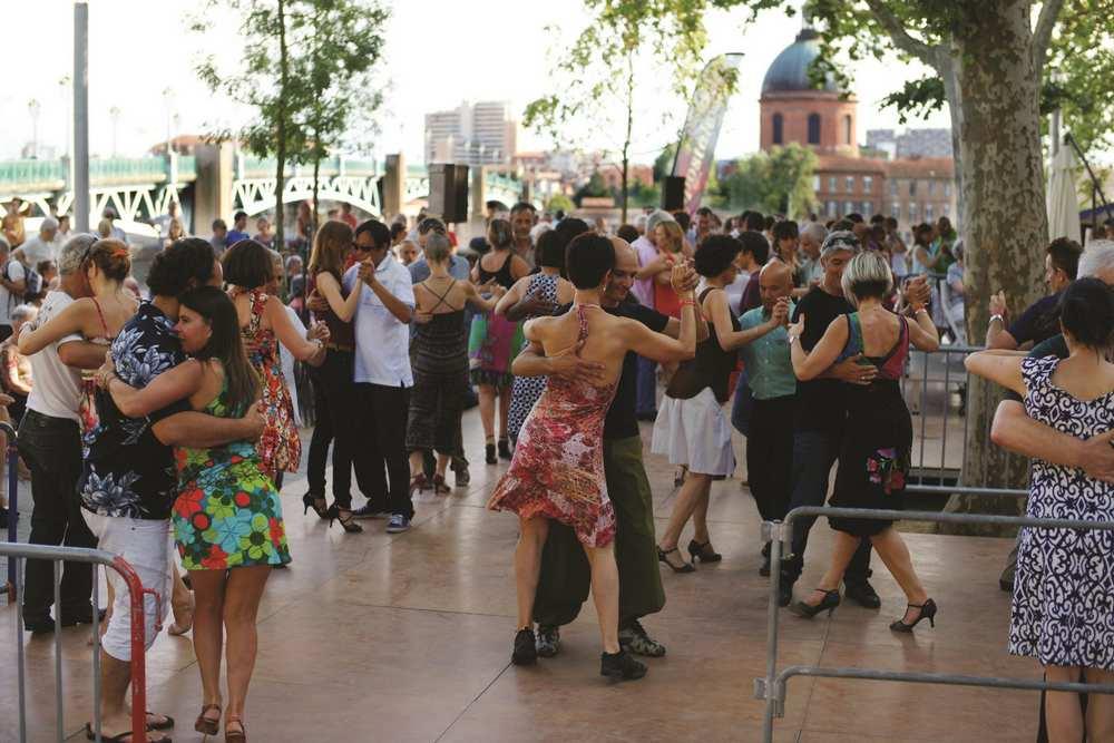Soirée d'ouverture du festival Tangopostale