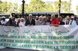 La marche des Imams passe par Toulouse cfacebook/dr
