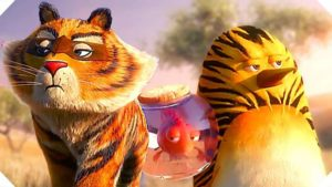 Les As de la jungle sur grand écran cdr