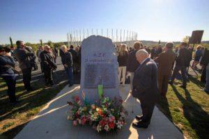 Cérémonie en mémoire des victimes d'AZF cdr