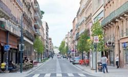 Rue de Bayard rénovée