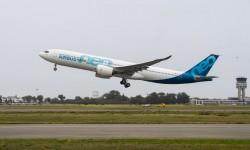 L'A330 Neo prend son premier envol