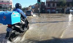 Le quartier des Arènes les pieds dans l'eau