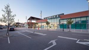 Le centre commercial de Labége évacué dr