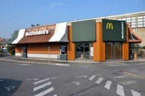 Toulouse dans le top 5 des fast-foods dr