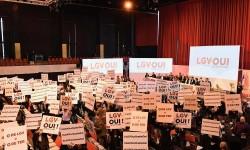 Nouvelle mobilisation d'ampleur pour la LGV en Occitanie