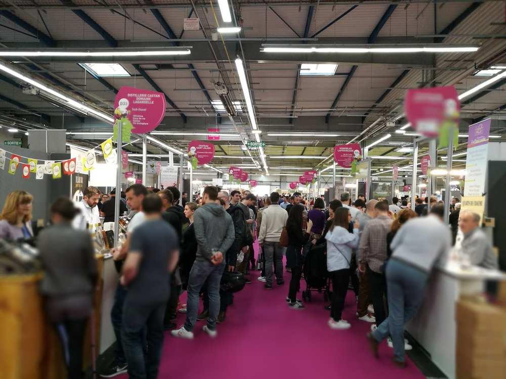 35 000 visiteurs sur le salon vins terroirs toulouse infos for Salon du vin toulouse 2017