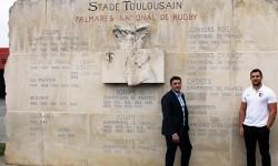 François Cros Prolonge au Stade Toulousain
