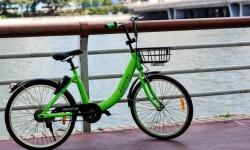 Un nouveau type de vélos en libre-service