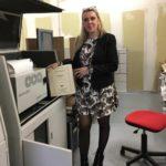 Adeline Coursant, directrice du CTEB