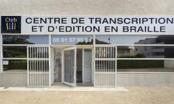 À Toulouse, la littérature s'écrit en braille