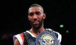 Mohammed Mimoune, boxeur Toulousain, sacré champion du monde des supers-légers IBO