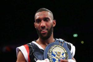 Mohammed Mimoune, boxeur Toulousain, sacré champion du monde des supers-légers IBO cdr