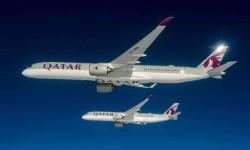 Airbus livre son premier A350-1000, dernière génération pour concurrencer Boeing