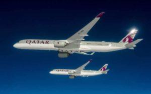 Le premier Airbus A350-1000 livré à Qatar Airways Cairbus