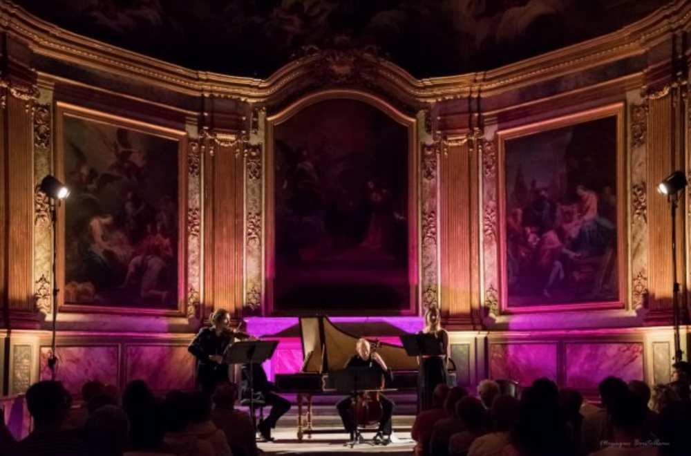 11 e édition du festival Passe ton Bach d'abord Photo Monique Boutolleau/dr