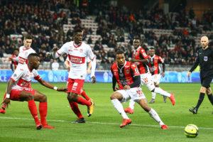 Le TFC reçoit Nice en Coupe de France CAlexandre Debbache (OGC Nice Medias) /dr