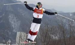 L'Ariégeoise Perrine Laffont championne olympique de Ski de bosses à Pyeongchang