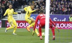 Le TFC joue les « sparring » pour le PSG avant Madrid (1-0)