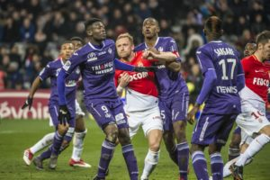 Le TFC a bloqué Monaco en seconde période Photo : asmonaco.com/dr