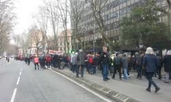 Mobilisation suivie pour la défense du service public à Toulouse