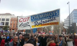 Grève générale : Entre 8000 et 12 000 manifestants à Toulouse