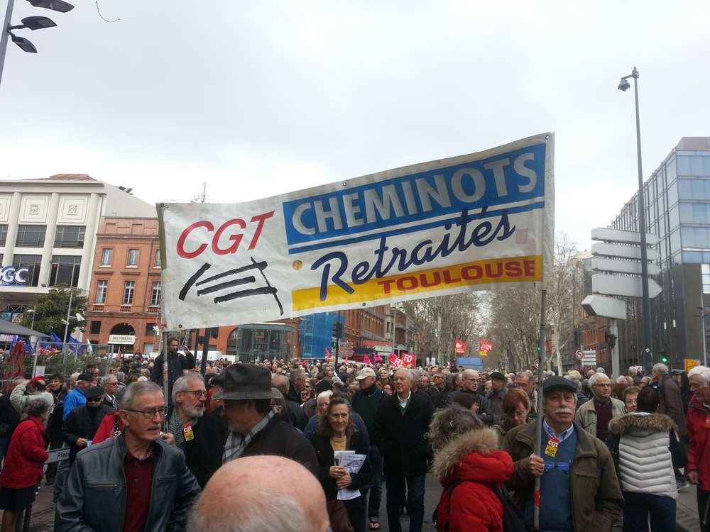 Toulouse. Entre 17 000 et 120 000 manifestants dans les rues Photo : Toulouse Infos