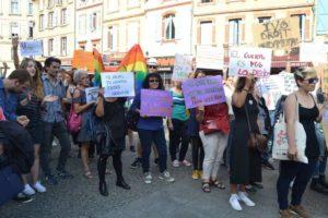 Plus de 1 000 personnes dans les rues de Toulouse pour défendre le droit des Femmes COsez le féminisme 31
