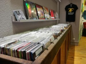Les vinyles à l'honneur pour le Disquaire Day  Photo : Toulouse Infos