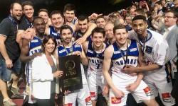 Le Toulouse Basket Club a soulevé la Coupe de France