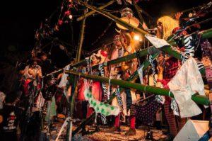 50 000 Toulousains pour le retour du carnaval  Illustration cfacebook