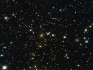 Images télescope Hubble illustration cdr