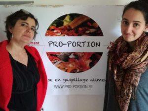 PRO-PORTION, un projet concrétisé :