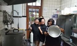 Les cuisines partagés de Cap' Éco, un nouveau concept de « coworking culinaire »