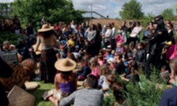 Rumba dans les jardins avec le festival Rio Loco